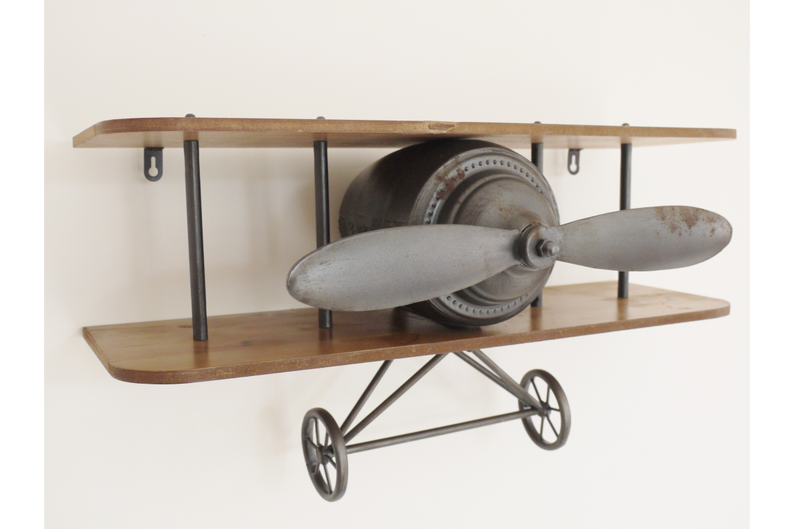 Aeroplane Shelf