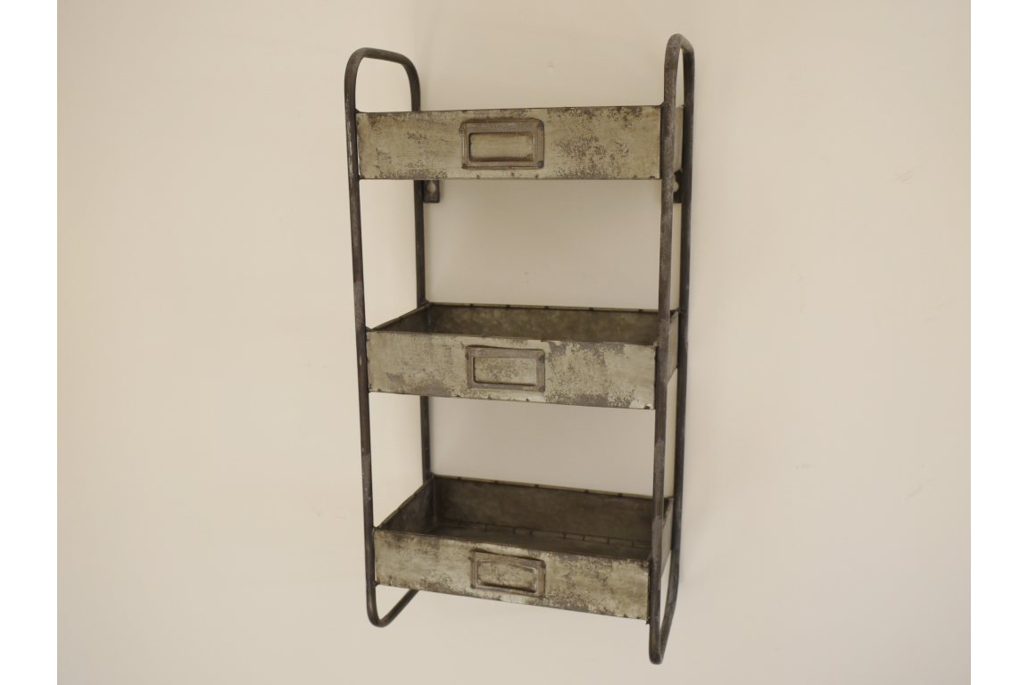 Galvanised Wall Unit