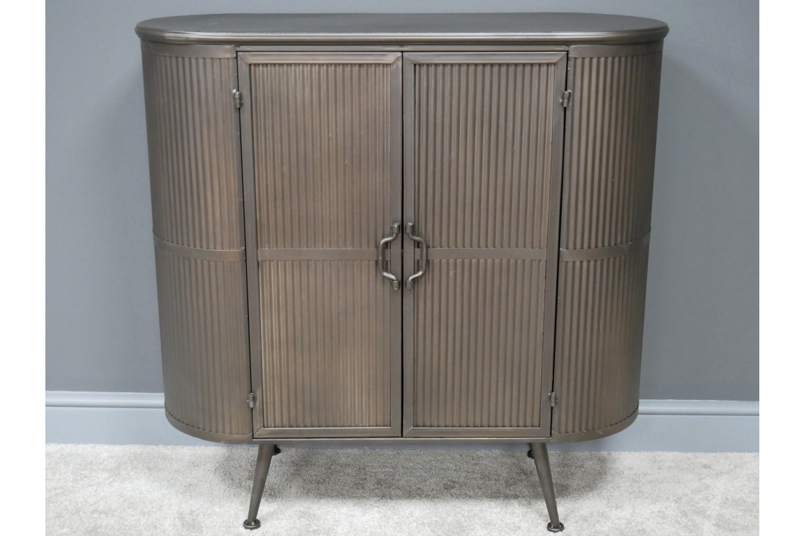 Corrugated Industrial Metal Cabinet