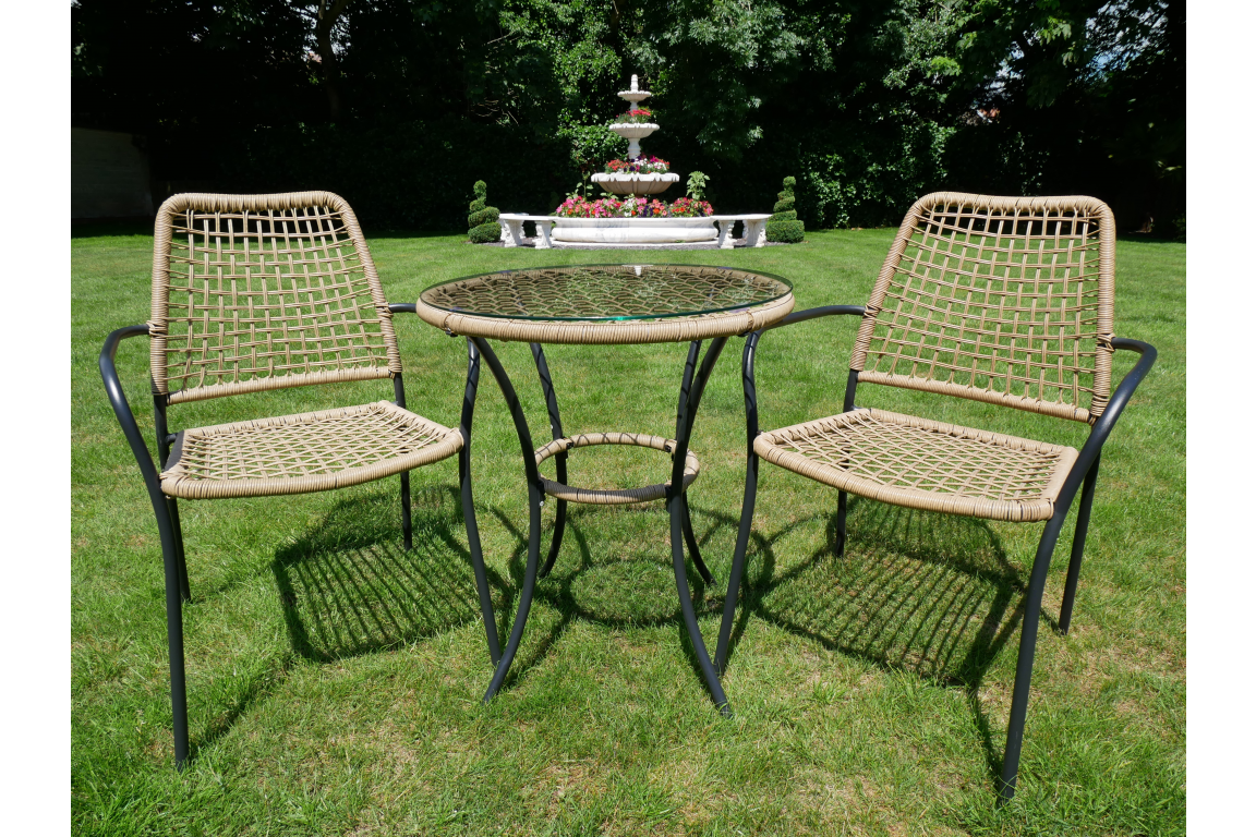 Rattan Summer Patio Set
