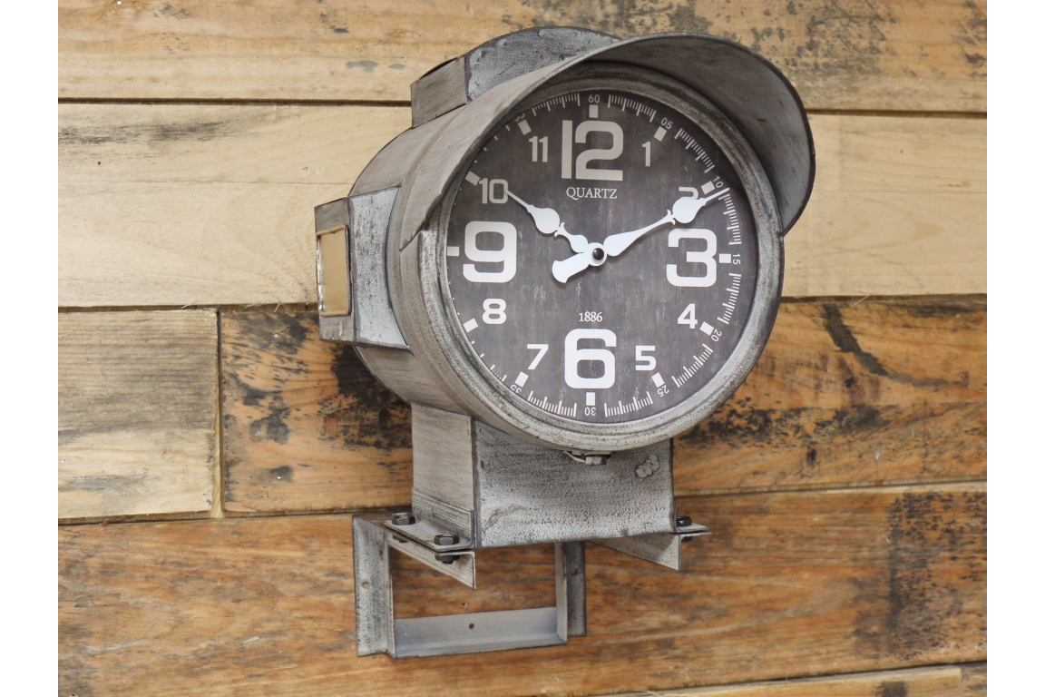 Industrial Signal Clock